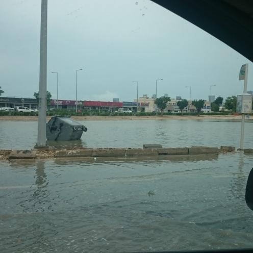 A new lake…..