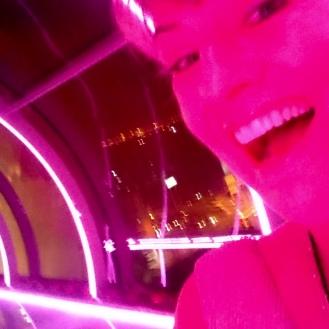 Magenta Selfie!!!!