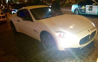 .....or Maserati.....
