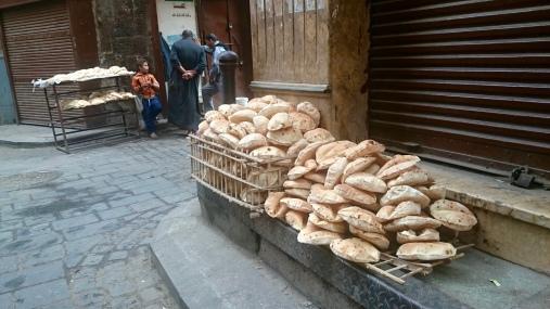 Bread......