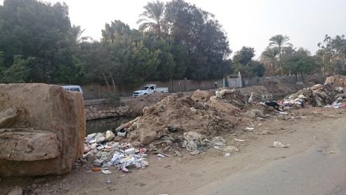 Behind the Scenes - Giza