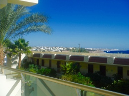 View of Naama Bay!!