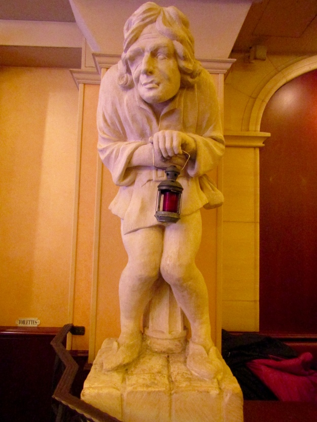 Statue of Quasimodo