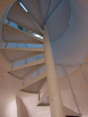 Second floor - basement ...