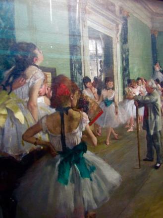 1871 - 1874 - Edward Degas - The Ballet Class