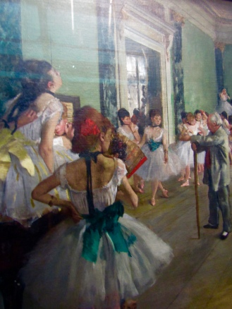 1871 - 1874 - Edward Degas - The Ballet Class