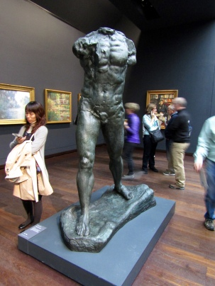 1907 - 1910 - Auguste Rodin - The Walking Man