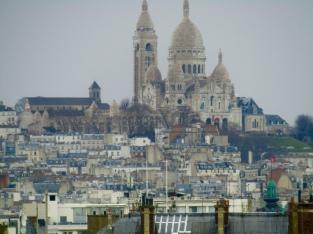 View of Sacré-Cœur