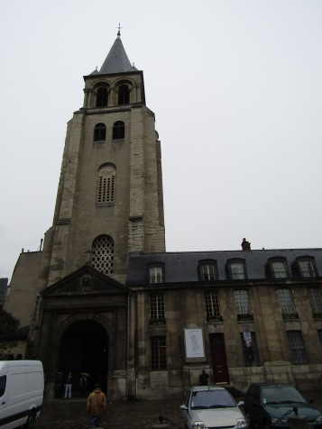 Benedictine Abbey of Saint-Germain-des-Prés