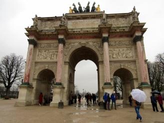 Arc du Carrousel