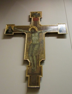 Giotto di Bondone - Crucifix - 1310-1315 (?)