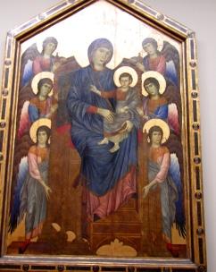 Cenni di Pepi (Cimabue) - Maestà - 1280