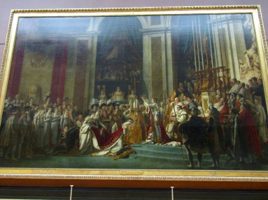 Jacques-Louis David - The Coronation of Napoleon - 1805–07