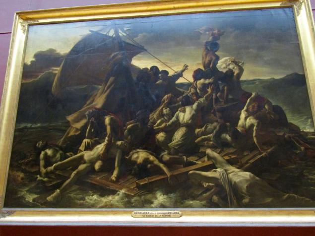 Théodore Géricault - The Raft of the Medusa - 1818–1819