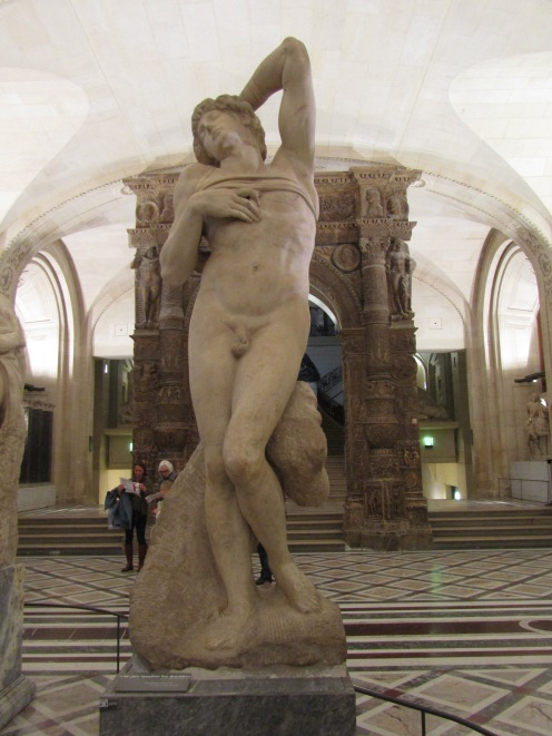 Michelangelo - Dying Slave - 1513–1516