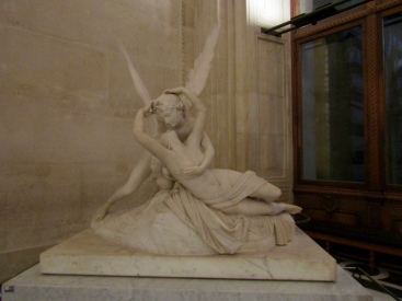 Antonio Canova - Psyche Revived by Cupid's Kiss - 1787