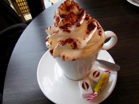 My cafe vienna!!!