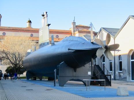 S506 TOTI Submarine