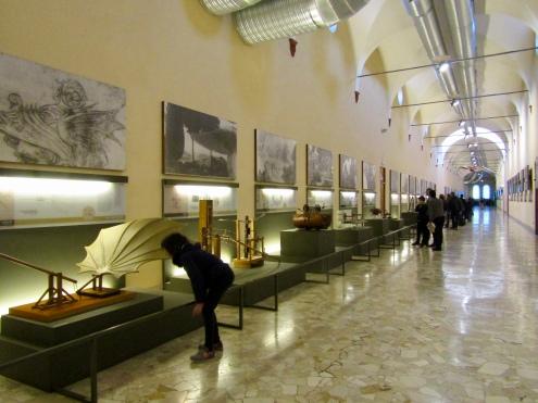 Leonardo da Vinci Model Exhibit