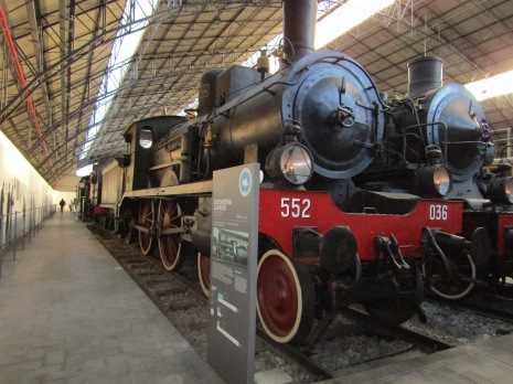 GR 552 036 Locomotive