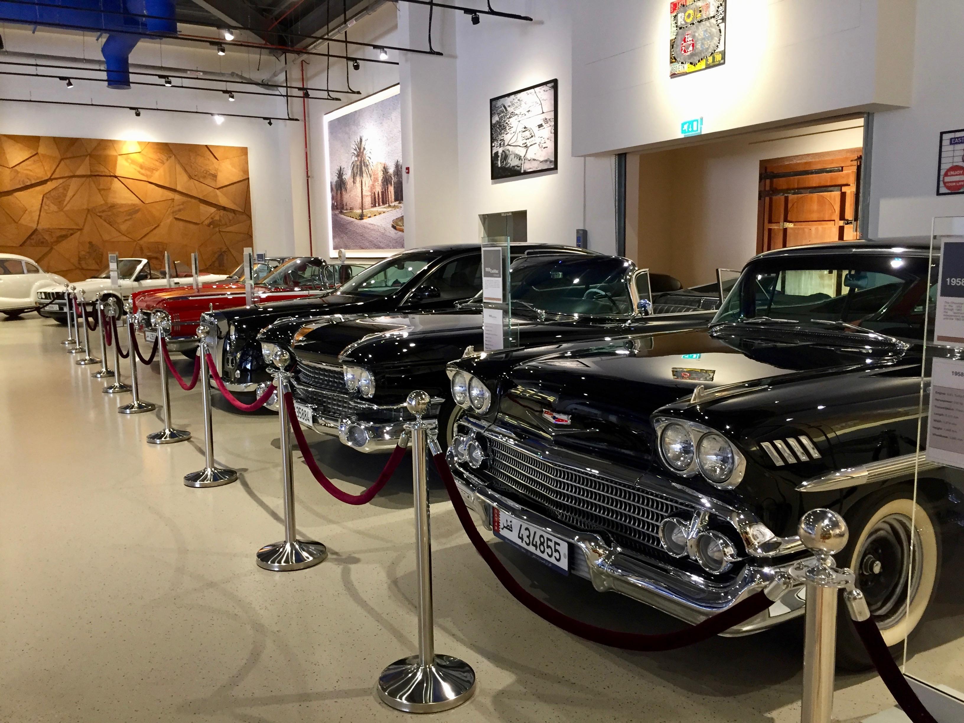 Al Khor, Qatar - Al-Fardan Private Luxury Car Collection - American Classic Collection