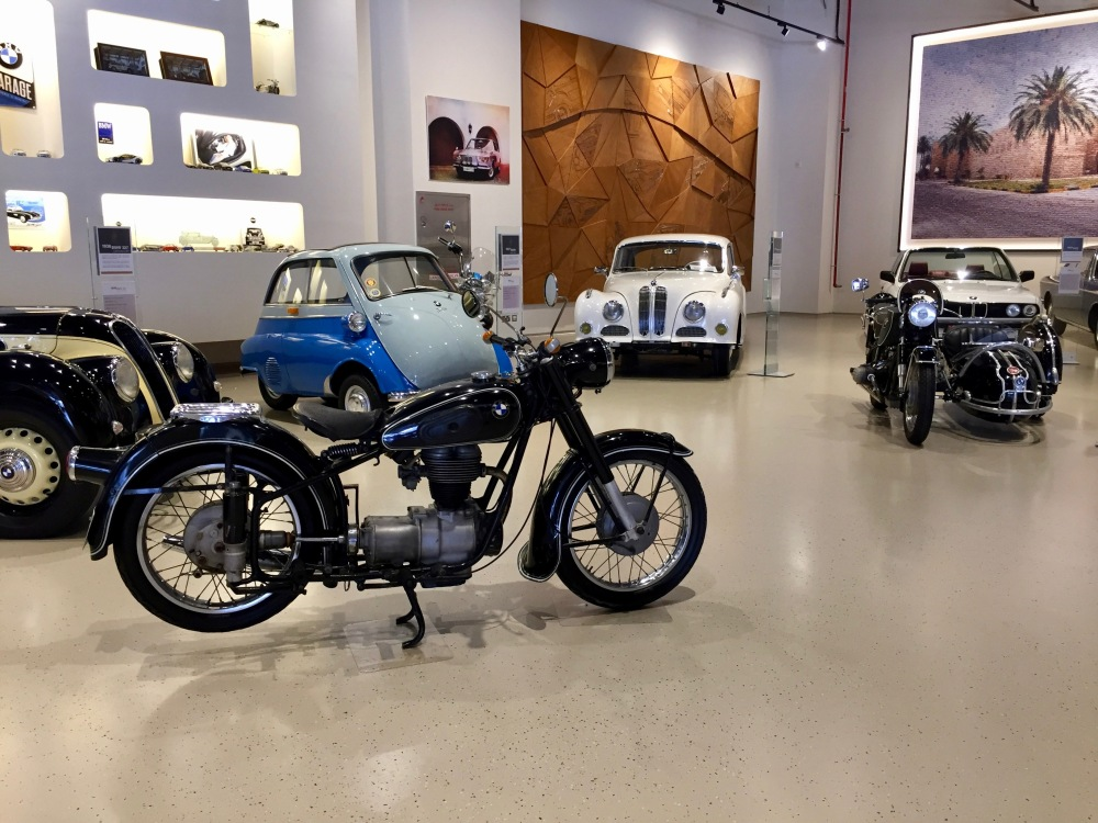 Al Khor, Qatar - Al-Fardan Private Luxury Car Collection - Motorcycle Collection - BMW Motorcycle