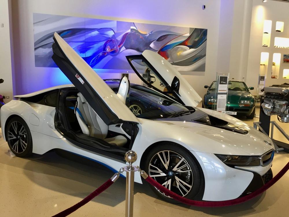 Al Khor, Qatar - Al-Fardan Private Luxury Car Collection - 2015 BMW