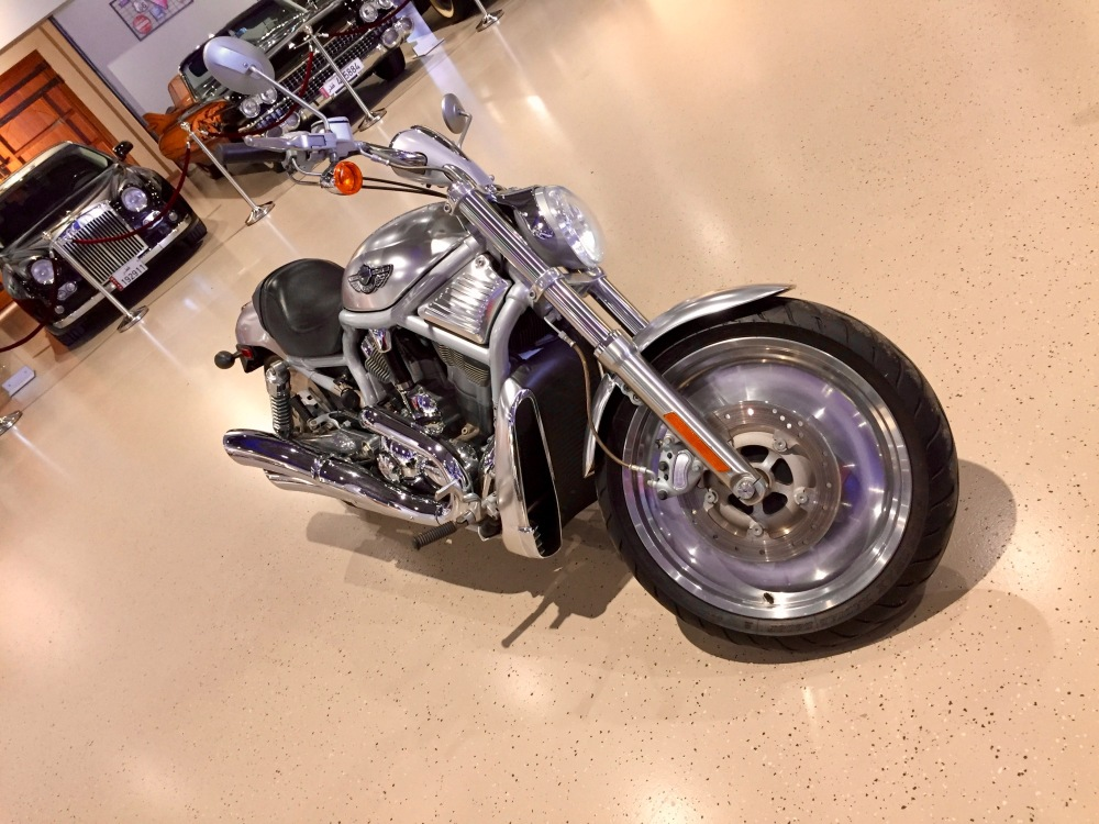 Al Khor, Qatar - Al-Fardan Private Luxury Car Collection - Motorcycle Collection - Harley Davidson