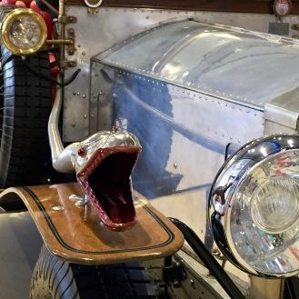 "Al Khor, Qatar - Al-Fardan Private Luxury Car Collection - 1922 Rolls-Royce Silver Ghost - Emperor Hirohito's first Rolls-Royce Silver Ghost. Also known as ""The Maharajah"""