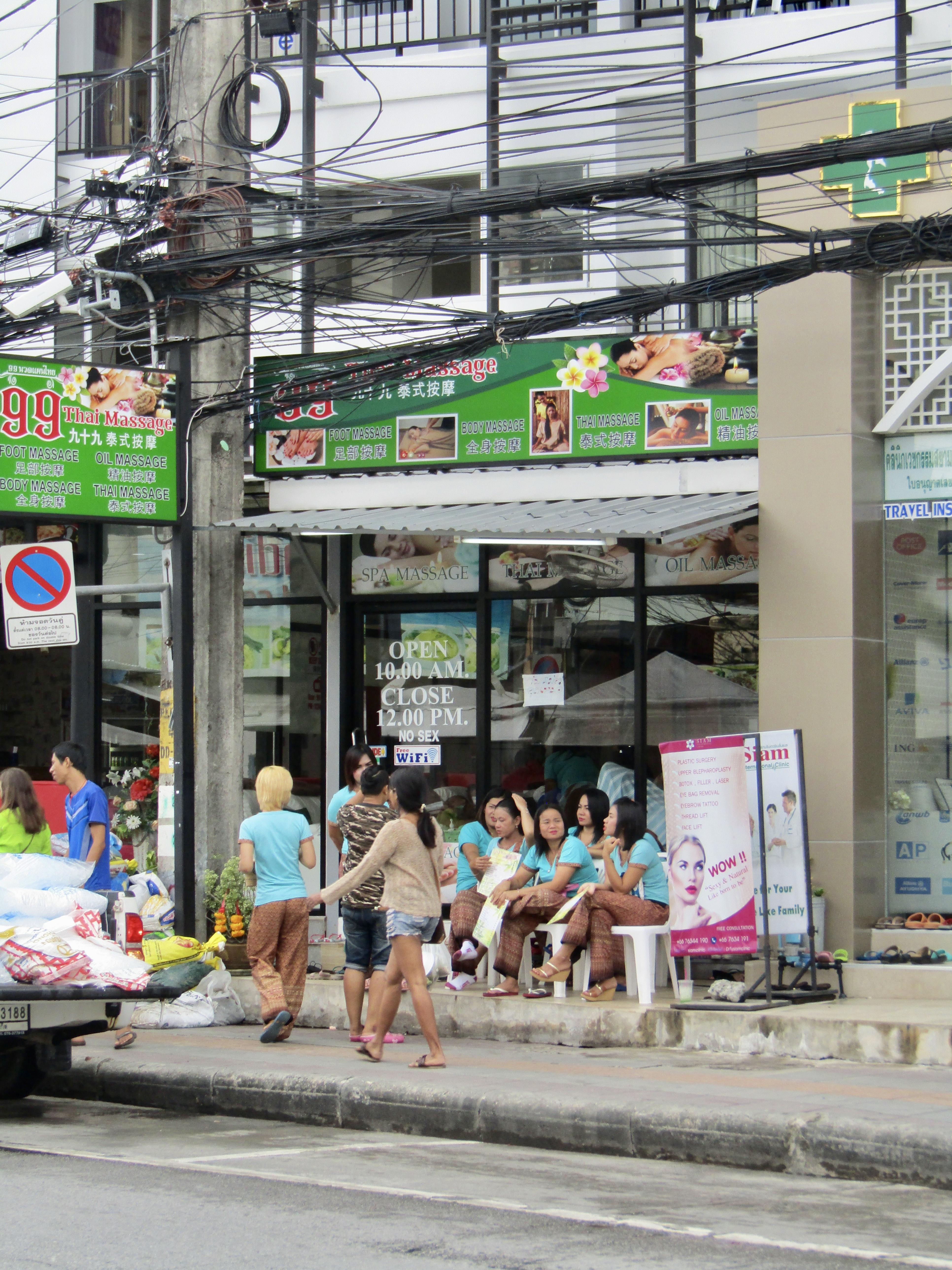 Toronto thai happy massage 5 Must