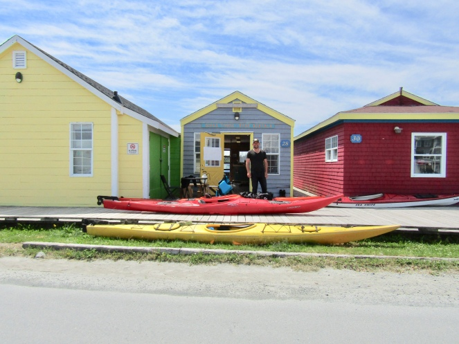 Sea Kayaking McNab's Island