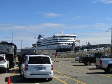 North Sydney Ferry to Newfoundland