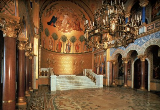 Chrysotriklinos_Hall