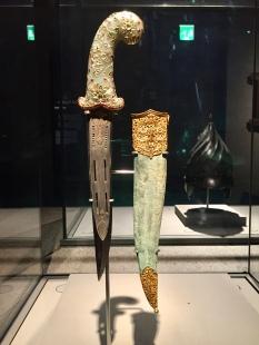 Dagger and Scabbard - India - c. 1800