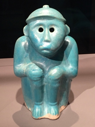 Figure of a Monkey - Iran (Kashan) c.1200