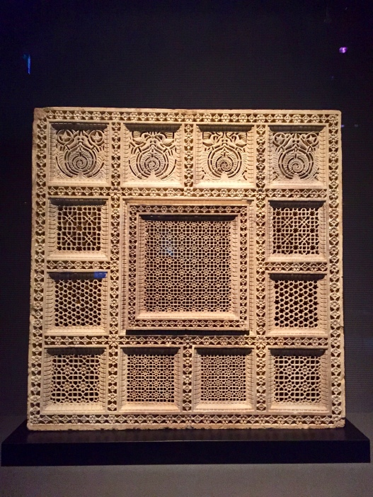 Architectural Panel - India - 15th Century
