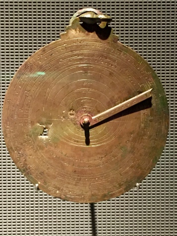 Mathematical and Astronomical Instrument - Signed by Nastulus - Iraq (Baghdad) - Late 9th - early 10th Century