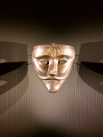 War Mask, Eastern Turkey or Western Iran, 15th Century