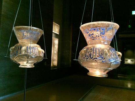 Mosque Lamps - Egypt - 14th Century