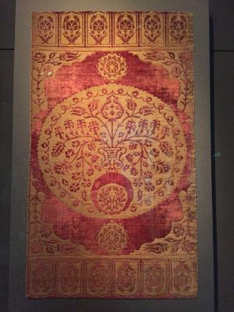 Ottoman Cushion Cover (Yastik) - Turkey - 17th Century