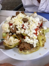 A Different Type of Greek Salad