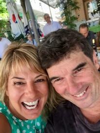 June, 2018 - Athens, Greece - Last Day - Next Stop - Mykonos - Selfie!