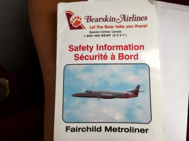 Plane information!