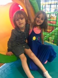 Mila and Laya
