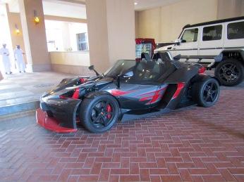 Custom Made Car