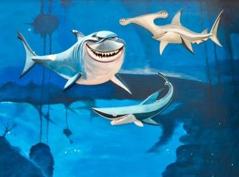 Disney Sharks