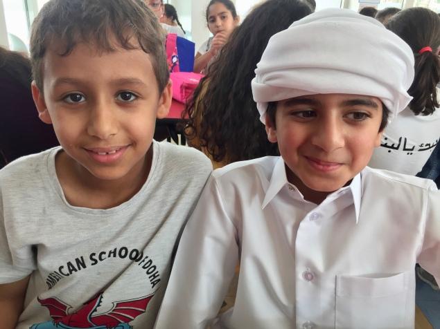 Rashid and Mohammed