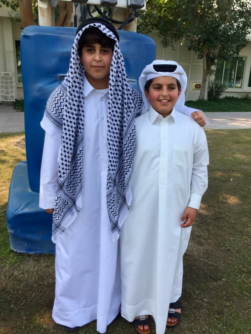 Taha and Ali