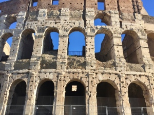 December 25th, 2018 - Rome, Italy - Christmas Day - The Colosseum - Selfie!