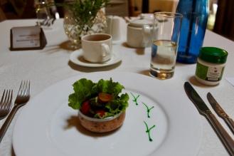 Teriyaki Grilled Vegetable Salad